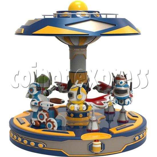 Superman Carousel (6 players) 34477