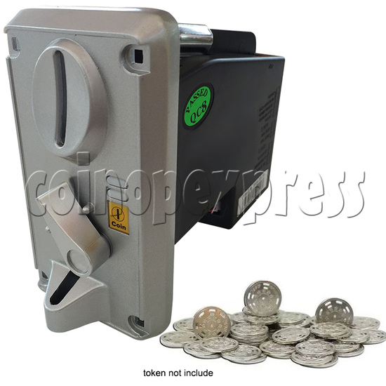 Digital Multi Coin Selector  - Front insertion 34528