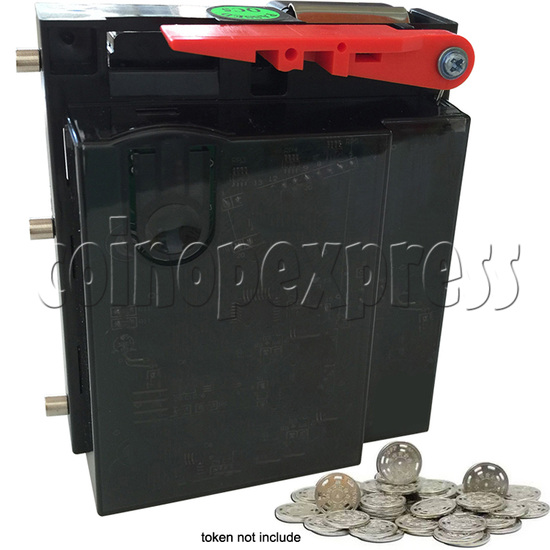 Digital Multi Coin Selector  - Drop insertion 34531