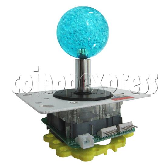 12V Illuminated Joystick for Fishing Game Machine 34534