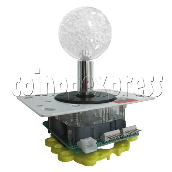 Multicolor Illuminated Joystick for Fishing Game Machine 34543