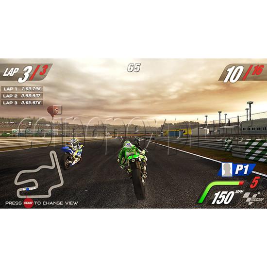 MotoGP Video Arcade Racing Machine (with 42 inch LCD screen) 34563