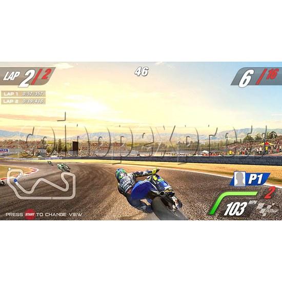 MotoGP Video Arcade Racing Machine (with 42 inch LCD screen) 34566