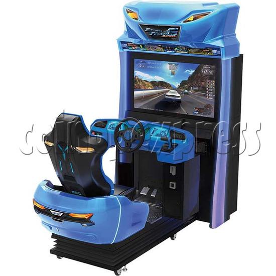 Storm Racer G Deluxe Arcade Machine 34581