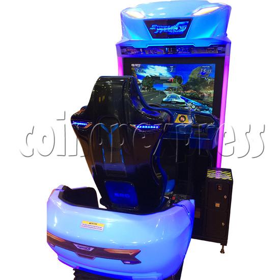 Storm Racer G Deluxe Arcade Machine 34584