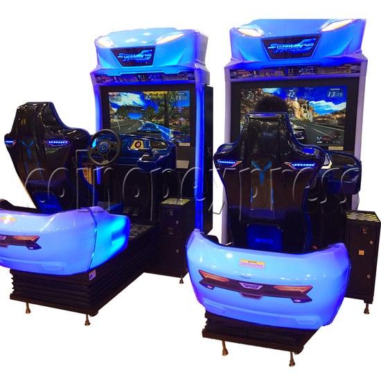 Storm Racer G Deluxe Arcade Machine 34585