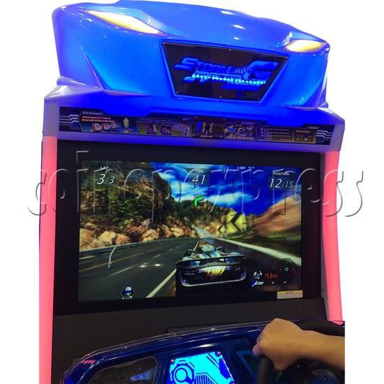 Storm Racer G Deluxe Arcade Machine 34588