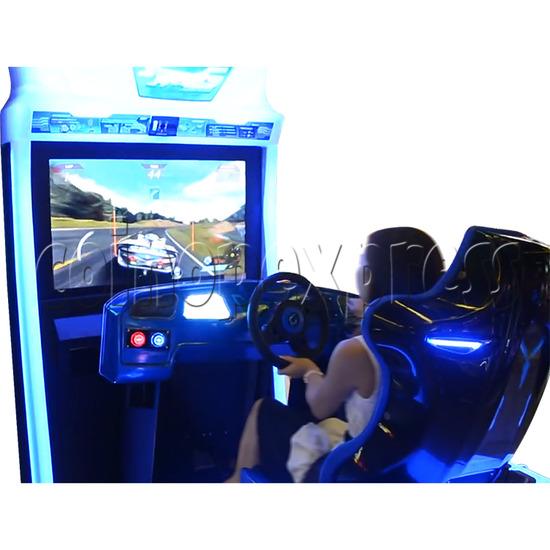 Storm Racer G Deluxe Arcade Machine 34589