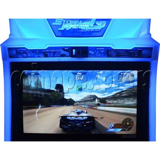 Storm Racer G Deluxe Arcade Machine 34590