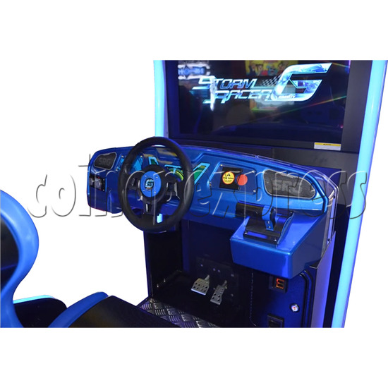 Storm Racer G Deluxe Arcade Machine 34591
