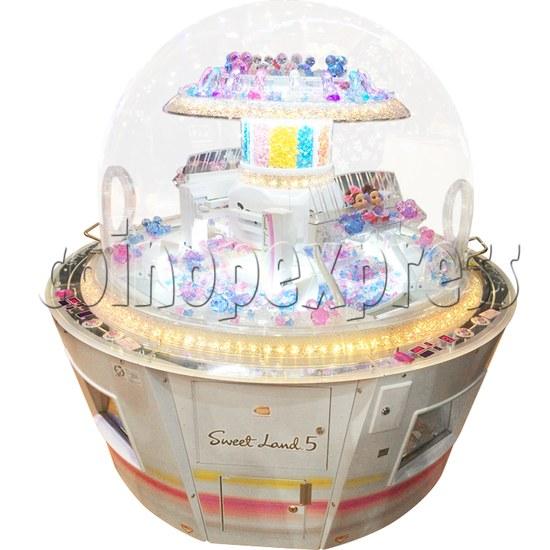Sweet Land 5 Prize Machine 34595