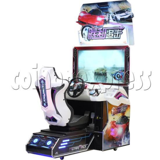 Ultra Race Arcade Car Racing Game machine 34661