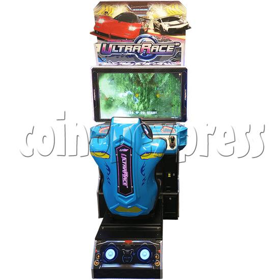 Ultra Race Arcade Car Racing Game machine 34662