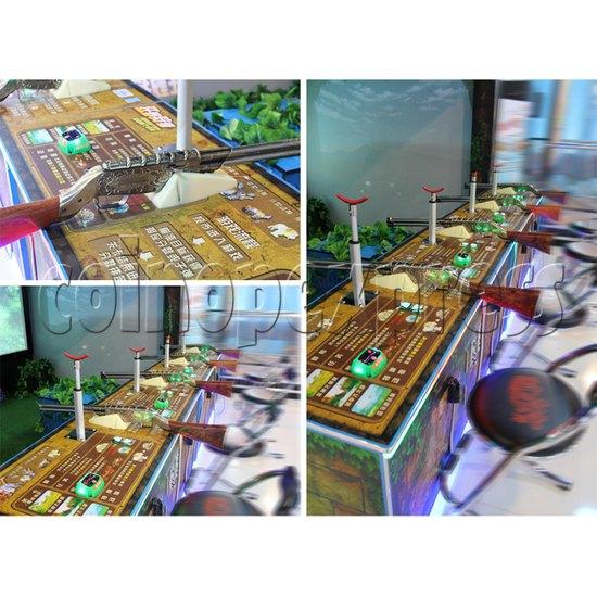 Adventure Hunter Shooting Arcade Game (4 players) 34672