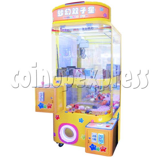 Up and Down Double Fun Crane machine ( 2 players) 34812