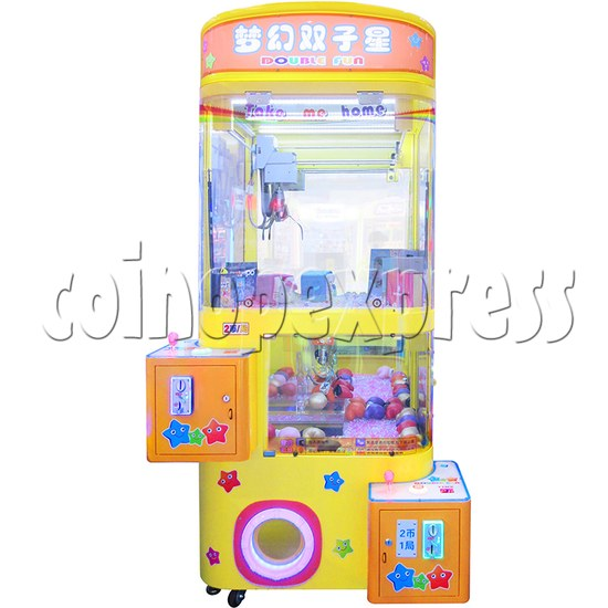 Up and Down Double Fun Crane machine ( 2 players) 34813