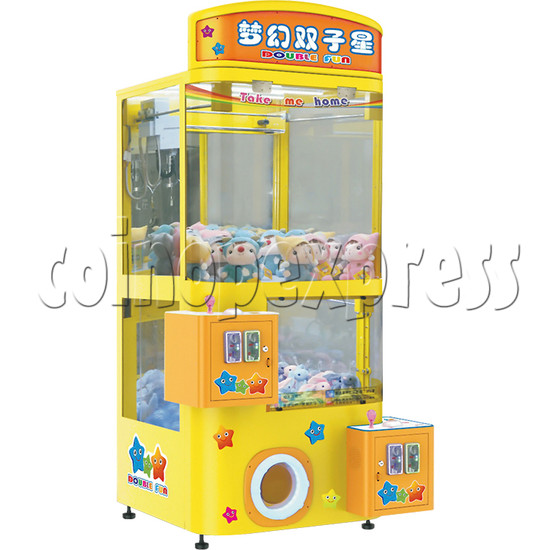 Up and Down Double Fun Crane machine ( 2 players) 34814