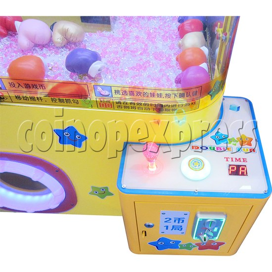 Up and Down Double Fun Crane machine ( 2 players) 34815