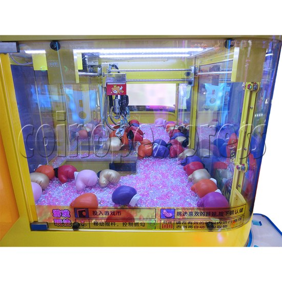 Up and Down Double Fun Crane machine ( 2 players) 34817