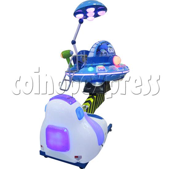 Mini UFO kiddie rides 34833