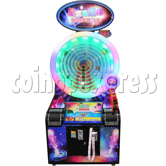Black Hole Bouncy Ball Redemption Machine 34835