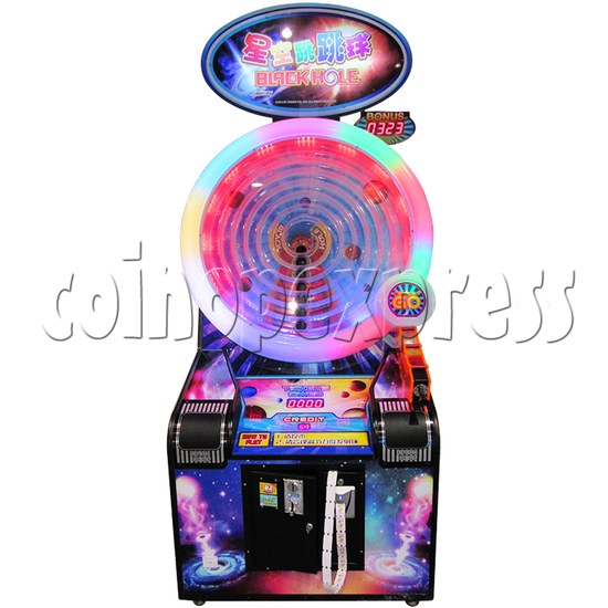Black Hole Bouncy Ball Redemption Machine 34836