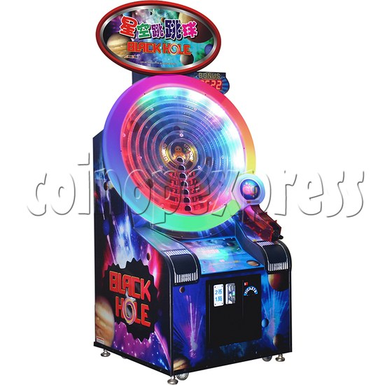 Black Hole Bouncy Ball Redemption Machine 34837