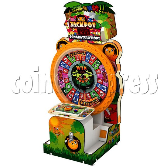 Carnival Jungle Redemption Machine 34864
