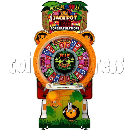 Carnival Jungle Redemption Machine 34865