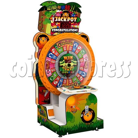 Carnival Jungle Redemption Machine 34866