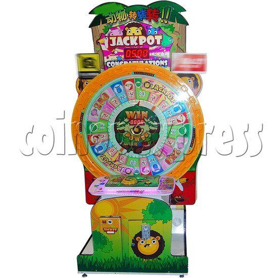 Carnival Jungle Redemption Machine 34867