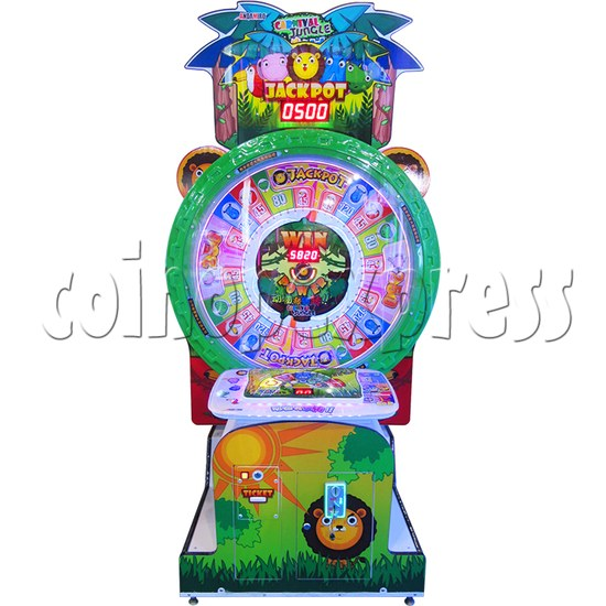 Carnival Jungle Redemption Machine 34868