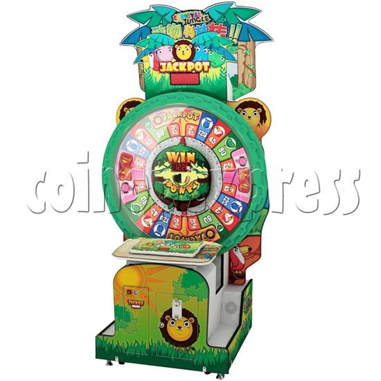 Carnival Jungle Redemption Machine 34869