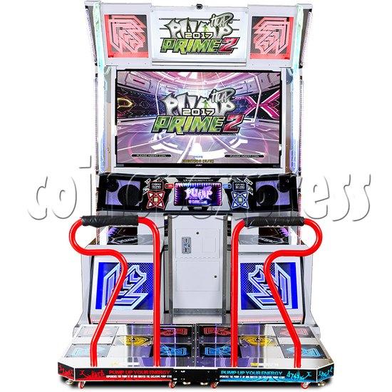 Pump It Up Prime 2 2017 Dance Machine ( LX 55 inch LCD screen) 34893