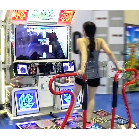 Pump It Up Prime 2 2017 Dance Machine ( LX 55 inch LCD screen) 34895