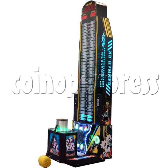 King Of The Hammer II Game Machine 34905