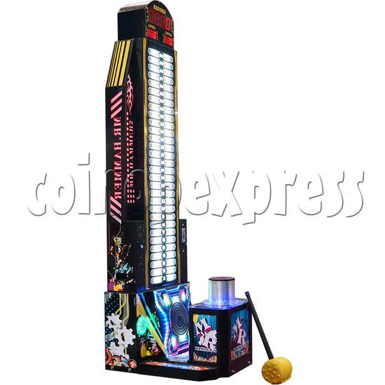 King Of The Hammer II Game Machine 34906