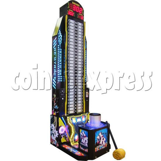 King Of The Hammer II Game Machine 34907