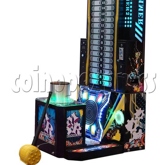 King Of The Hammer II Game Machine 34908