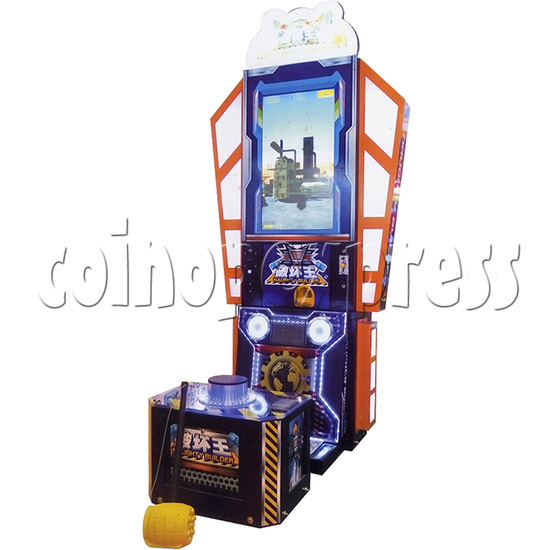 Naughty Builder LCD Live Hammer Game 34913