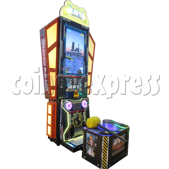 Naughty Builder LCD Live Hammer Game 34914