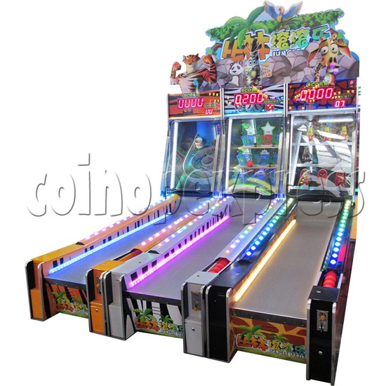 Jungle Strike Redemption Machine 34915
