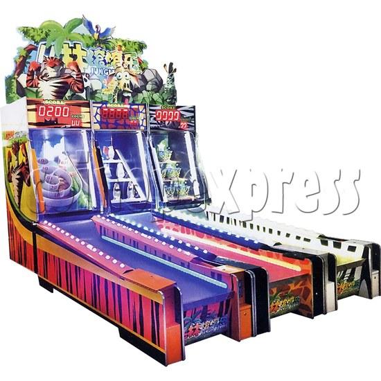 Jungle Strike Redemption Machine 34919