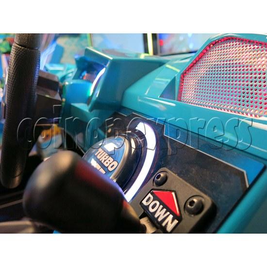 Ultra Race Arcade Car Racing Game machine 34965