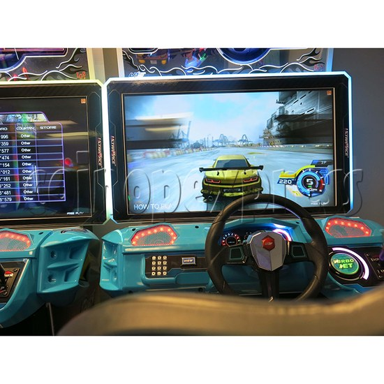 Ultra Race Arcade Car Racing Game machine 34966