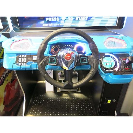 Ultra Race Arcade Car Racing Game machine 34967