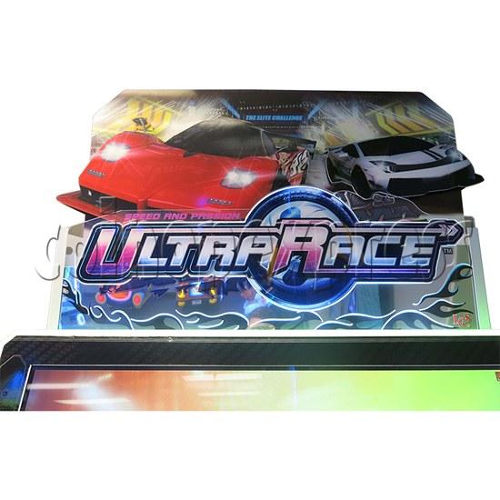 Ultra Race Arcade Car Racing Game machine 34968