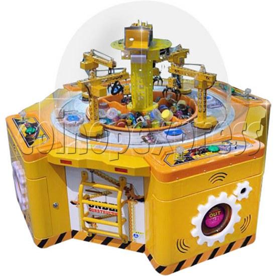 Machine Family Prize Machine  - Happy Crane and Excavator 34982