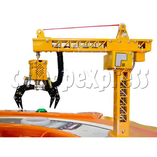 Machine Family Prize Machine  - Happy Crane and Excavator 34983