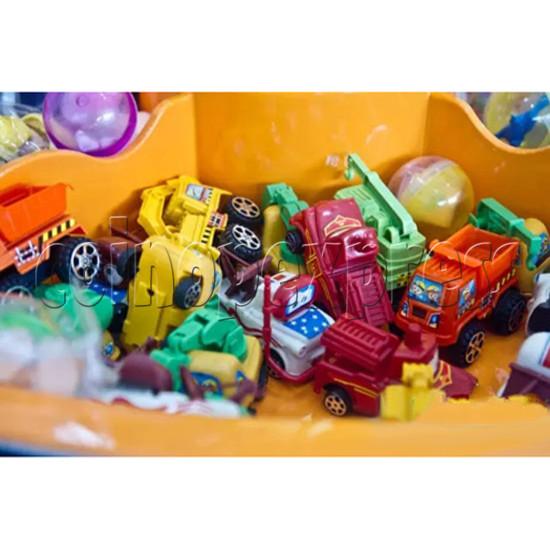 Machine Family Prize Machine  - Happy Crane and Excavator 34986